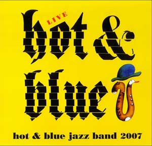 hot & blue Cover